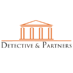 Portrait de detective and partners